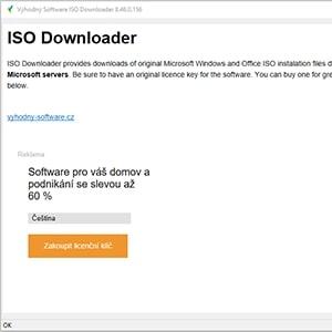Software deals ISO Downloader
